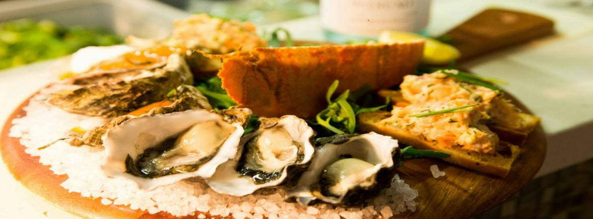 A Delicious Seafood Wine Lunch at Richmond Oysters