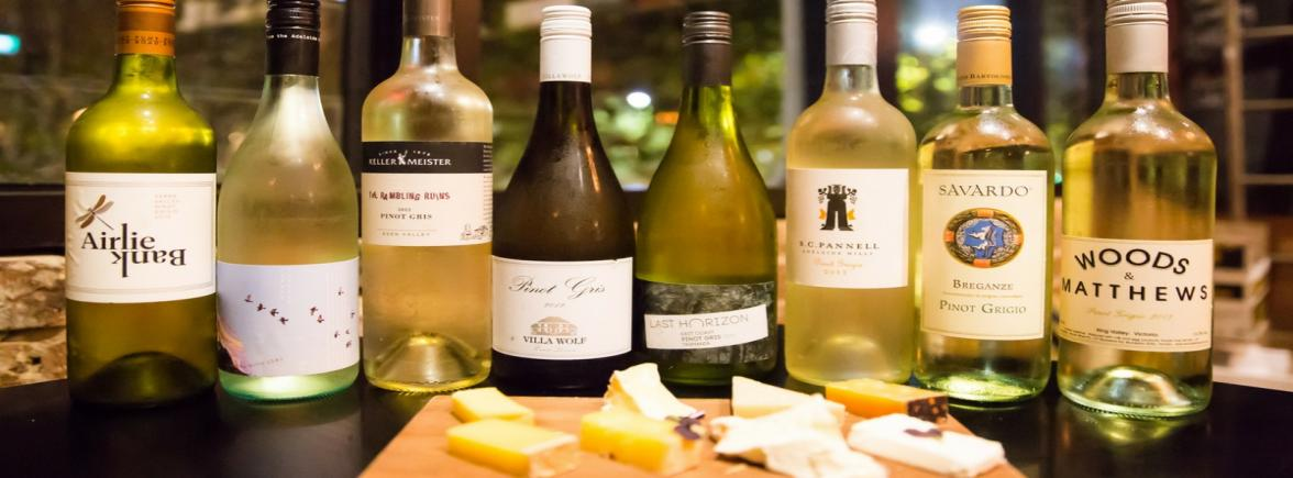 Pinot Grigio & Pinot Gris Cheese Matching by the Experts
